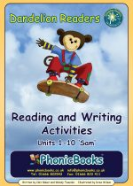 Reading and Writing Activities for Units 1-10 Set 1  DWR1