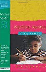 Writing Model – Year 3  WM3