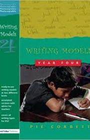 Writing Model – Year 4 WM4