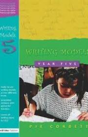 Writing Model – Year 5 WM5