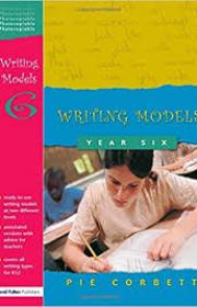 Writing Model – Year 6 WM6