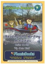 Reading and Writing Activities for Units 11-20 Set 1  DWR22