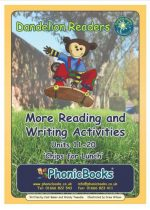 Reading and Writing Activities for Units 11-20 Set 2  DWR23