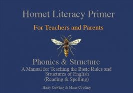 The Word Wasp Hornet Literacy Primer - Phonics And Structure (LHP)