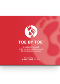 Toe by Toe (290 Pages) (TBT)